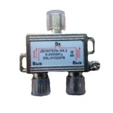 Сплиттер SSL-0102APB 1х2