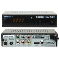 Ресивер Openmax DT210 Lux DD DVB-T2