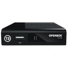 Ресивер OPENBOX Т2-04 DVB-T2