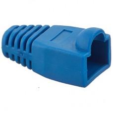 Колпачок для джека RJ-45 цвет синий 4-0100